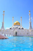 Mosque Nur Astana. Astana, the capital of the Republic of Kazakh — Stock Photo