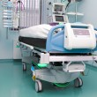 Stock Photo: Hospital room. intensive care unit.