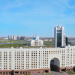 Astana. Kazakhstan. Business and cultural center of city. — Stock Photo #29332593