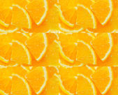 Oranje vruchten achtergrond — Stockfoto