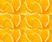 Sfondo di frutta arancia — Foto Stock