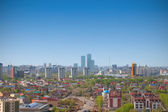 Astana. General view of the city. The capital of Kazakhstan — Stock Photo