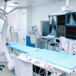 Stock Photo: Modern operating room for x-ray manipulation