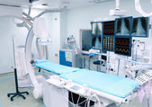 Modern operating room for an x-ray manipulation — Stock Photo