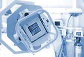 X-ray machine in the ICU ward — Stock Photo