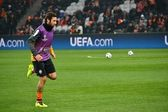 Dario Srna before the match of the Champions League — Stockfoto