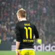 Reus during a match — Stock Photo