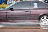 Unidentified drivers during drag racing championship — Stockfoto