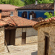 Traditional old street in KoprivshtitsBulgaria, from tim — Stock Photo #26114273