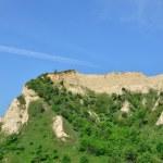 Постер, плакат: Melnik Sand Pyramids are the most fascinating natural phenomena