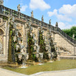 Grand Cascade in Herrenhausen Gardens, Baroque gardens, esta — Stockfoto #30116595