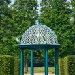 Pavilion in Herrenhausen Gardens, Hannover, Lower Saxony, German — Stock Photo #39170077