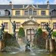 Old palace in Herrenhausen Gardens, Hannover, Lower Saxony, Germany, Europe — Stock Photo #39170183