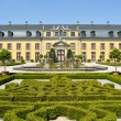 Old palace in Herrenhausen Gardens, Hannover, Lower Saxony, Germany, Europe — Stock Photo