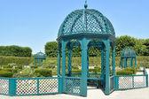 Pavilion in Herrenhausen Gardens, Hannover, Lower Saxony, German — Stock Photo