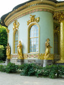 Overview of the Chinese house, Sanssouci. Potsdam. Germany — Stock Photo
