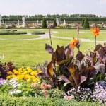 Great Gardens, Herrenhausen, Hannover, Lower Saxony, Germany — Stock Photo #45014979