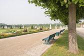 Great Gardens, Herrenhausen, Hannover, Lower Saxony, Germany — Stock Photo