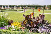 Great Gardens, Herrenhausen, Hannover, Lower Saxony, Germany — Stock Photo