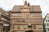 Old rathaus of Tubingen old town, Germany — Stock Photo