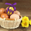 Easter eggs — Stock Photo #40422905