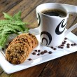 Cookies and coffee — Stock Photo #21000181