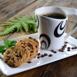 Cookies and coffee — Stock Photo #21000343