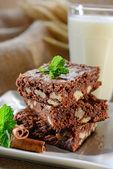 Brownie — Stock Photo