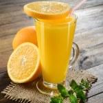 Постер, плакат: Orange juice