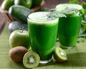 Vegetables juice — Stock Photo