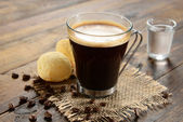 Expresso coffee — Stock Photo
