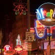 Stock Photo: Beale street