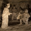 Wieliczka Salt Mine — Stock Photo