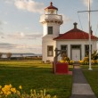 Mukilteo lighthouse — Stock Photo