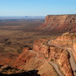 Moki Dugway — Stock Photo