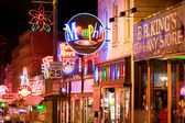 Beale street — Stock Photo