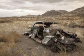 Rusty car — Stock Photo