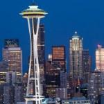 Seattle panorama — Stock Photo #20825369