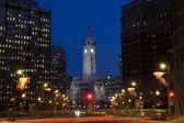 Philadelphia cityscape — Stock Photo