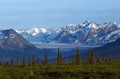 Alaskan landscape — Stock Photo