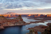 Glen Canyon National Recreation area — Stock Photo