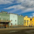 Hotel in Dawson city — Stock Photo #20841867