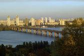 Modern Kiev — Stock Photo