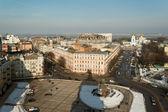 Bogdan Khmelnitsky square — Stock Photo