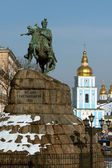 Iconic Kiev view — Stock Photo