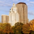 Stock Photo: Hartford panorama