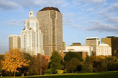 Hartford panorama — Stock Photo