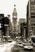 Philadelphia City Hall — Stock Photo