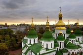 Saint Sophia cathedral in Kiev — Стоковое фото