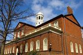 Harvard Hall — Stock Photo
